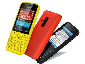 Nieuwe Nokia Telefoon